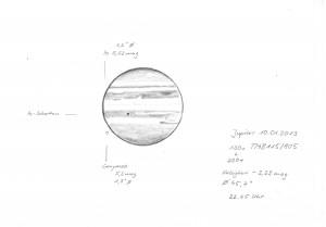 Jupiter 10.01.2013
