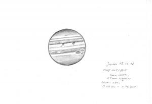 Jupiter 14.11.2012